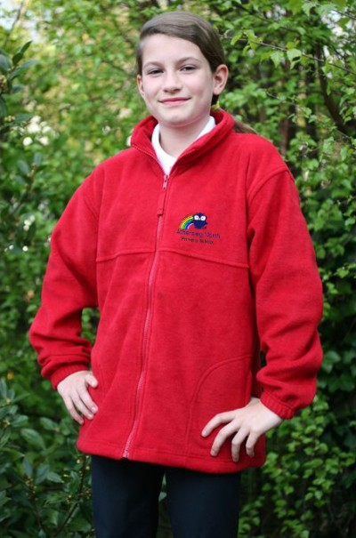 athersley north red fleece