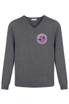 carlton primary unisex knitted jumper