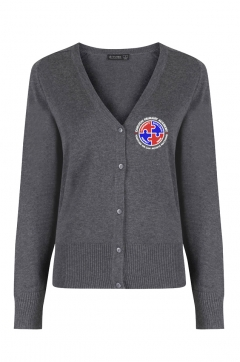 carlton primary knitted cardigan