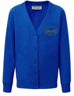 cherry dale primary cardigan