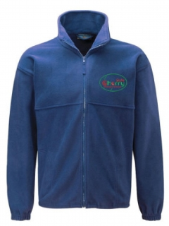 cherry dale primary fleece jacket