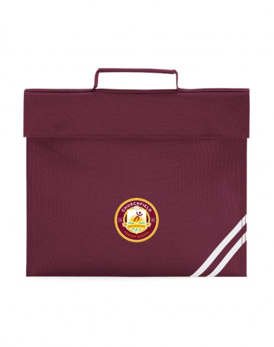 churchfield book bag