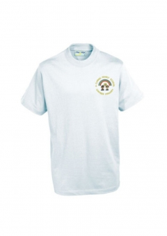 gawber primary pe t-shirt
