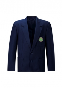 "holy trinity boys blazer (chest sizes 38"" to 52"")"