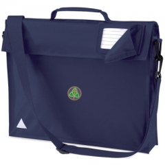 holy trinity book bag with strap