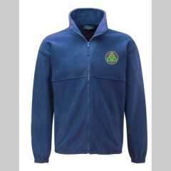 holy trinity fleece jacket