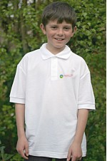 oakwell rise white polo