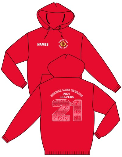 birdwell leavers hoody 2021