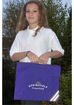 springvale royal book bag