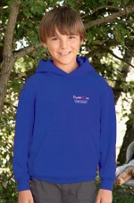 thurlstone royal hooded sweatshirt